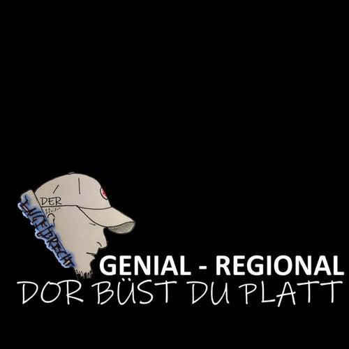 Genial-regional Dor Büst Du Platt by Engelbrecht