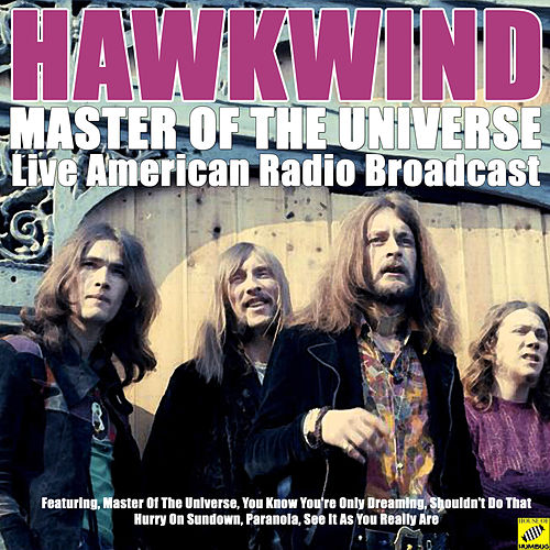 Master Of The Universe (Live) de Hawkwind