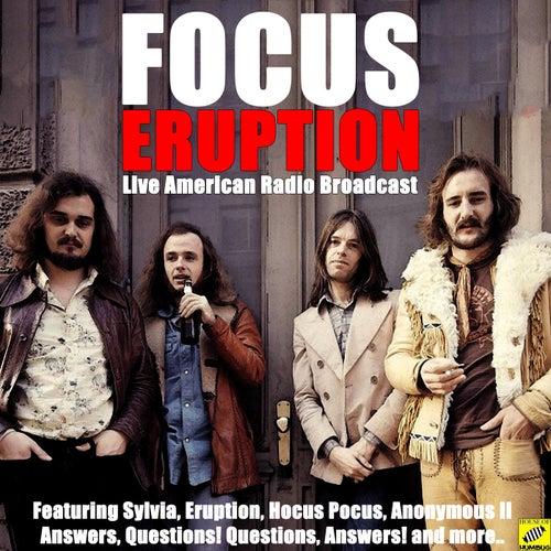 Eruption (Live) van Focus