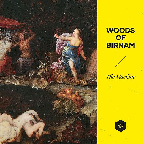 The Machine by Woods of Birnam