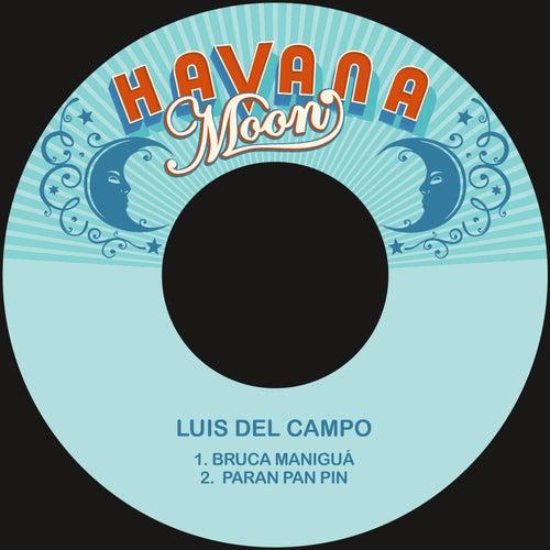 Bruca Maniguá / Paran Pan Pin de Luis del Campo