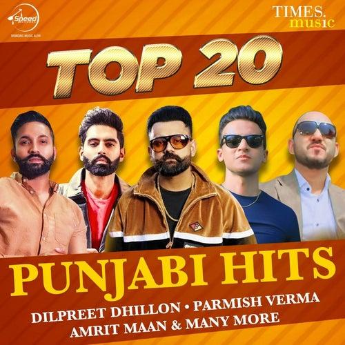 Top 20 Punjabi Hits by Various Artists