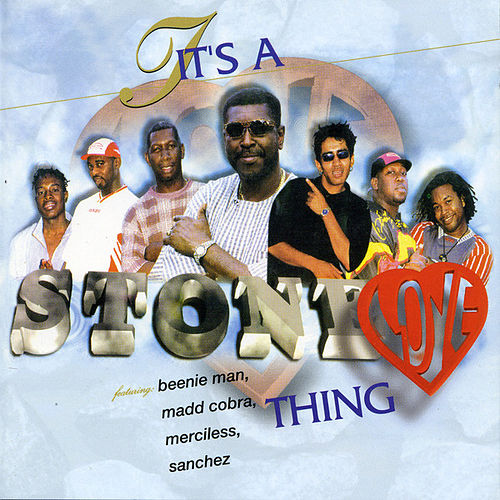 It's A Stone Love Thing by Various Artists