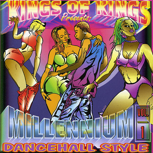 Millennium Dancehall Style Vol. 1 by Various Artists