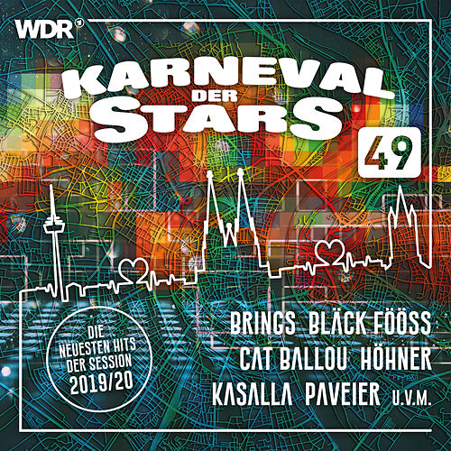 Karneval der Stars 49 von Various Artists