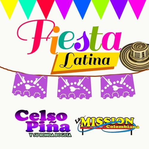 Fiesta Latina de Celso Piña