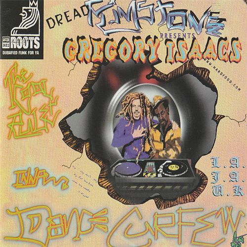 Dread Flimstone Presents Gregory Isaacs - Dance Curfew de Gregory Isaacs