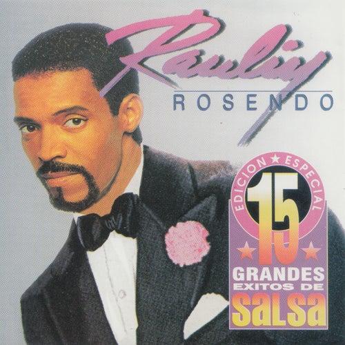 15 Grandes Exitos de Salsa by Raulin Rosendo