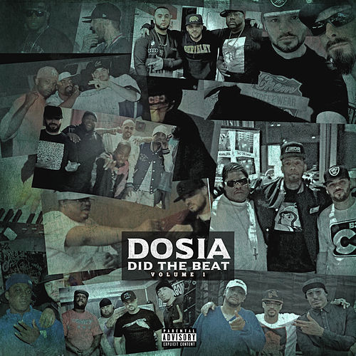 Dosia Did the Beat, Volume 1 von Various Artists