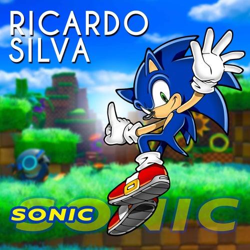 Sonic de Ricardo Silva (1)