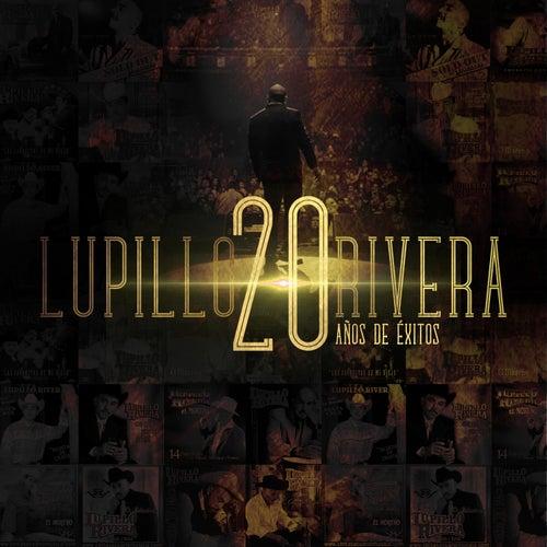20 Años de Éxitos de Lupillo Rivera