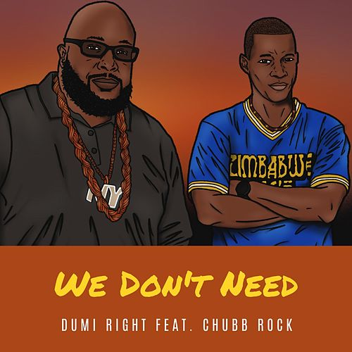 We Don't Need by Dumi Right