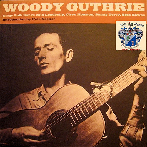 Folk Songs de Woody Guthrie