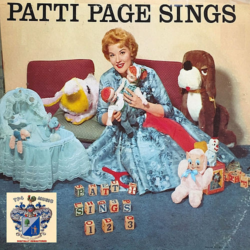 Patti Sings 123 by Patti Page