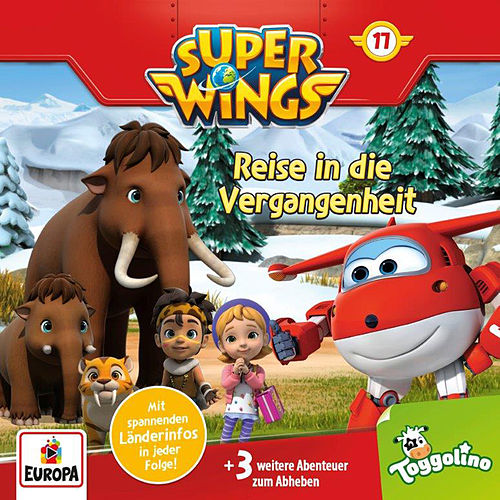 017/Reise in die Vergangenheit von Super Wings
