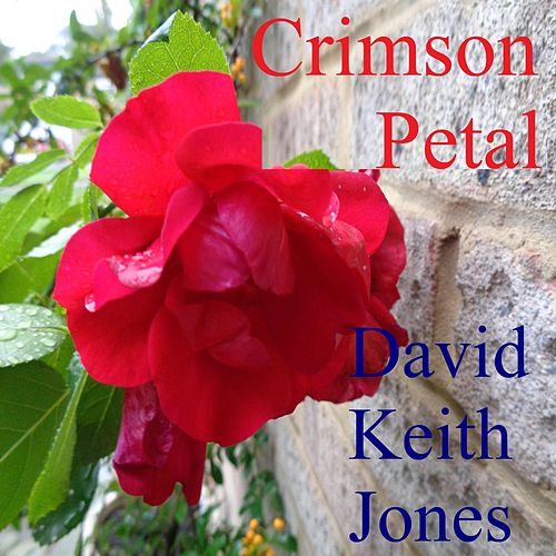 Crimson Petal de David Keith Jones