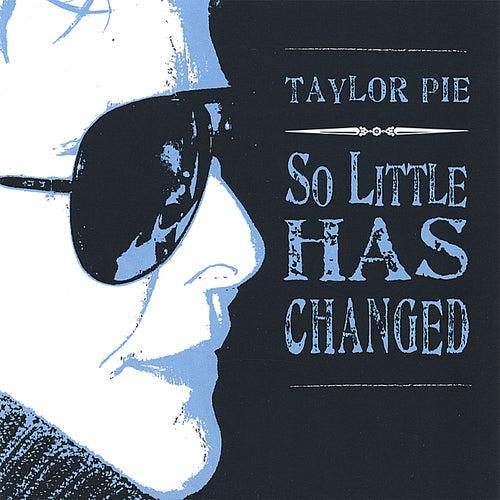 So Little Has Changed de Taylor Pie