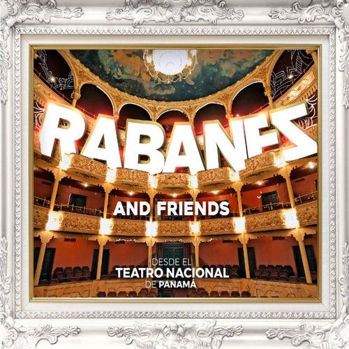 Rabanes And Friends Desde el Teatro Nacional de Panama de Los Rabanes