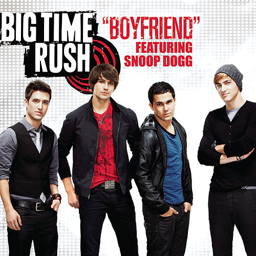 Boyfriend de Big Time Rush