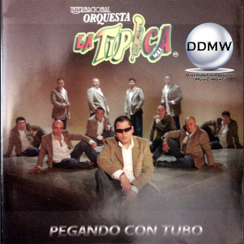 Pegando Con Tubo de Internacional Orquesta la Típica