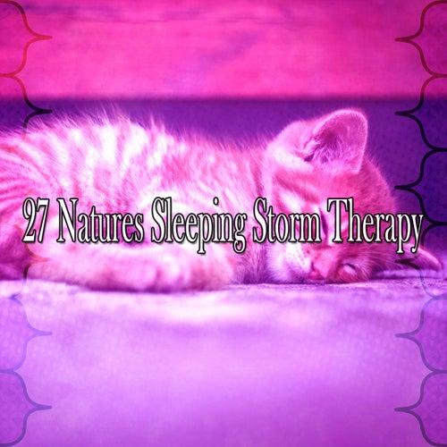 27 Natures Sleeping Storm Therapy de Relaxing Rain Sounds