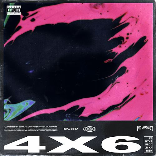 4x6 by Vic August