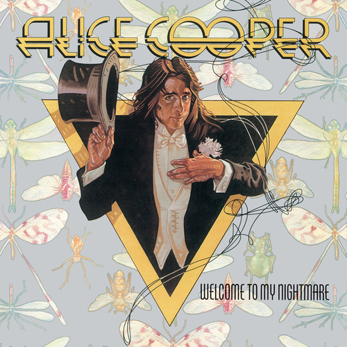 Welcome To My Nightmare di Alice Cooper