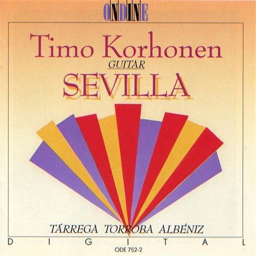 Guitar Recital: Korhonen, Timo - Tarrega, F. / Torroba, F. / Albeniz, I. (Sevilla) by Timo Korhonen
