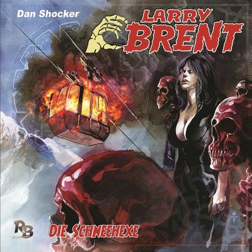 Folge 35: Die Schneehexe von Larry Brent