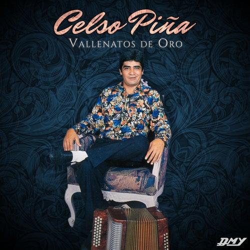 Vallenatos De Oro de Celso Piña