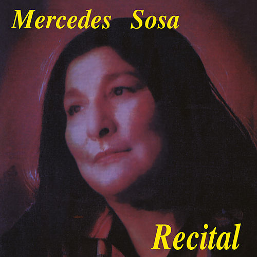 Recital by Mercedes Sosa