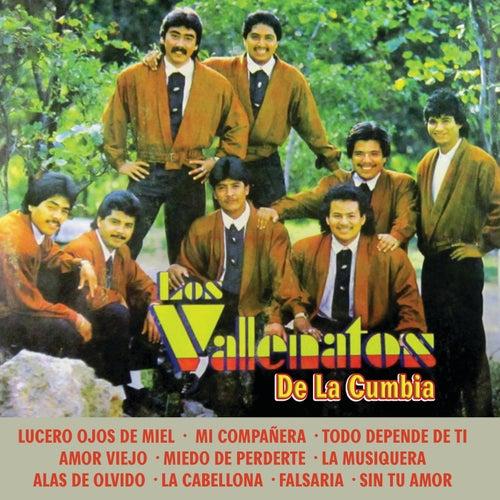 Lucero Ojos De Miel by Los Vallenatos De La Cumbia