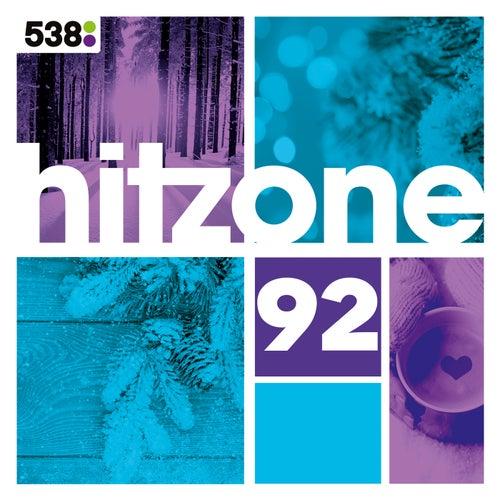 538 Hitzone 92 van Various Artists