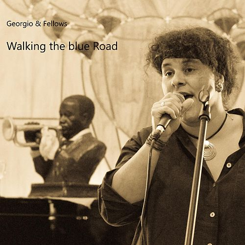 Walking the Blue Road de Georgio