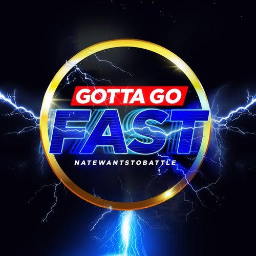 Gotta Go Fast by NateWantsToBattle