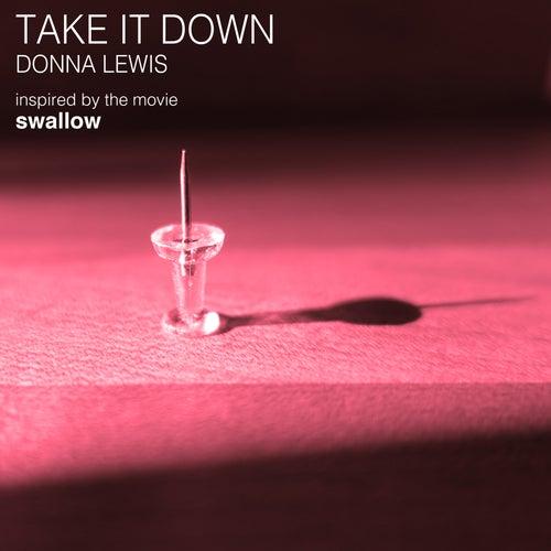 Take It Down by Donna Lewis