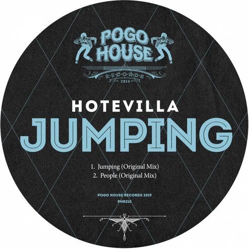 Jumping by Hotevilla