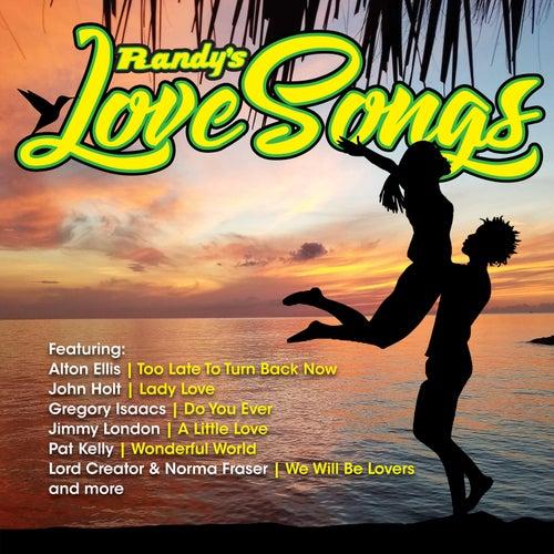 Randy's Love Songs de Various Artists