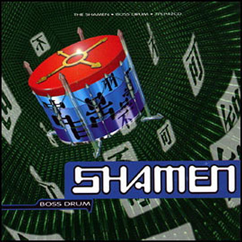 Boss Drum by The Shamen