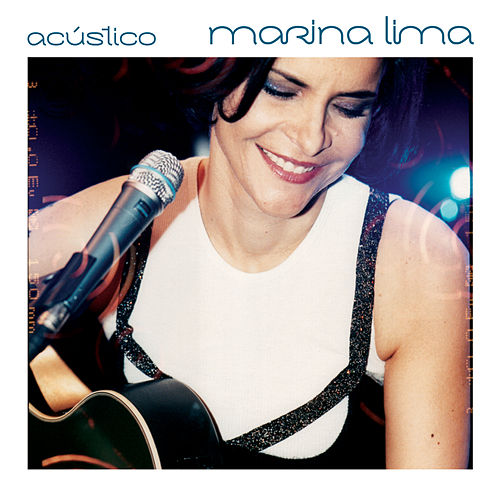 Acústico Marina Lima (Ao Vivo) de Marina Lima
