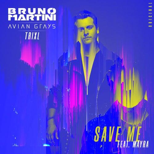 Save Me de Bruno Martini