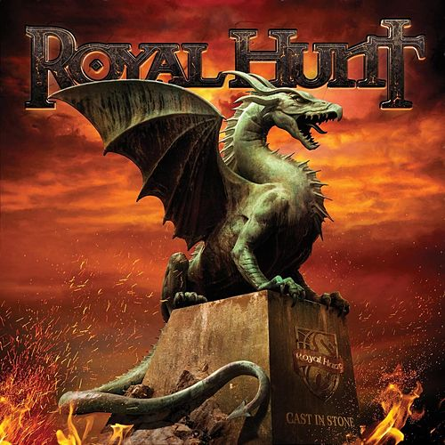Cast in Stone by Royal Hunt