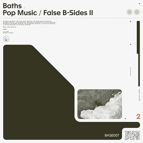 Pop Music / False B-Sides II by Baths