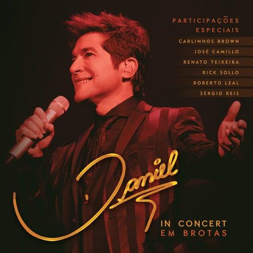 Daniel In Concert em Brotas (Live) de Daniel