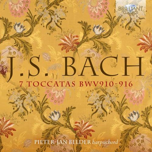 J.S. Bach: 7 Toccatas BWV 910-916 by Pieter-Jan Belder