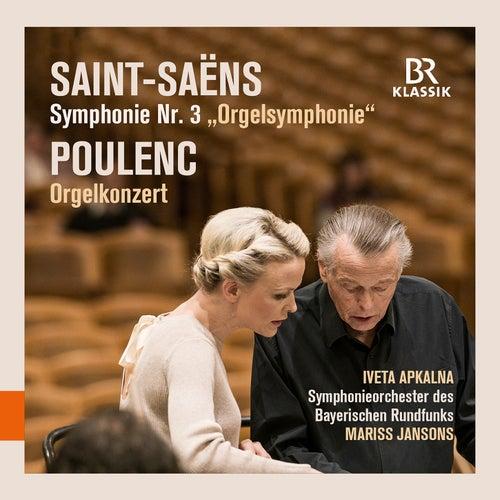"Saint-Saëns: Symphony No. 3 in C Minor ""Organ"" - Poulenc: Organ Concerto in G Minor (Live) by Iveta Apkalna"
