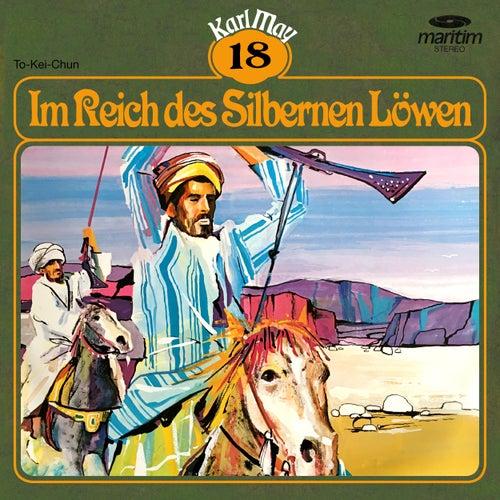 Grüne Serie, Folge 18: Im Reich des Silbernen Löwen von Karl May