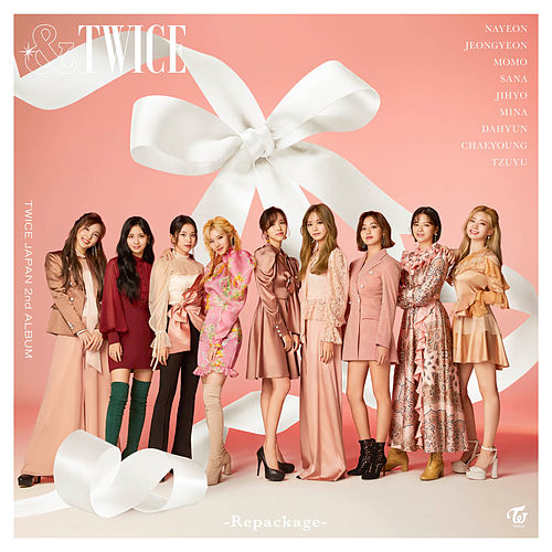 &TWICE (Repackage) von TWICE