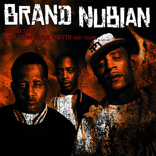 Young Son (12') by Brand Nubian