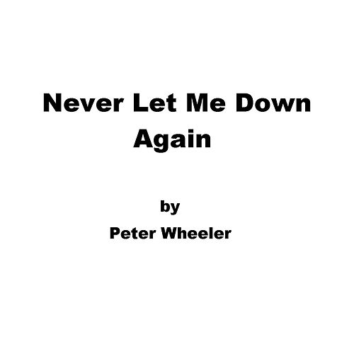 Never Let Me Down Again de Peter Wheeler